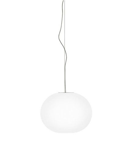 Glo-Ball S - Pendant Ceiling Light By Jasper Morrison