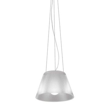 Romeo Moon Suspension Dimmable Lamp By Philippe Starck