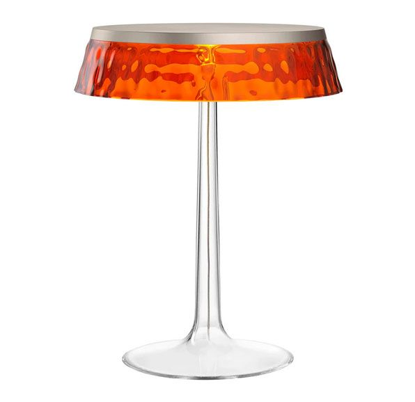 Bon Jour LED Table Lamp in Four Colors By Philippe Starck