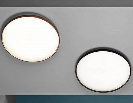 Clara - Wall and Ceiling Dimmable LED Lamp By Piero Lissoni