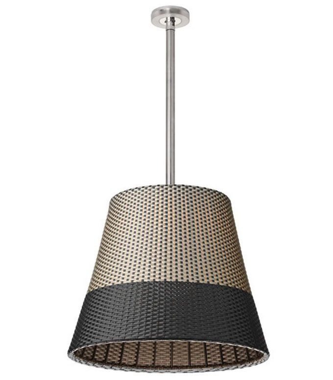 Romeo Outdoor Ceiling Weather Resistant Pendant Lamp By Philippe Starck
