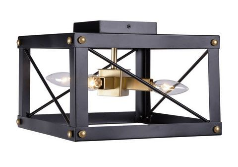 Walker Flush Mount Lights