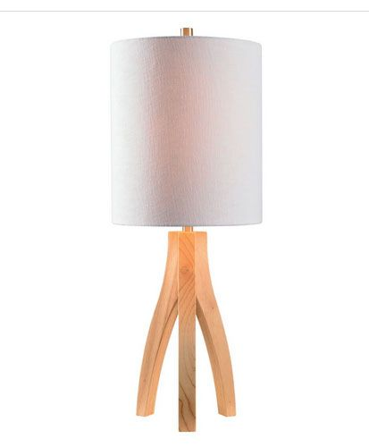 Mindi Blonde Table Lamp