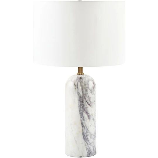 Lola Marble Lamp